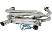 EMPI Stainless Steel Type 1 Exhaust Systems